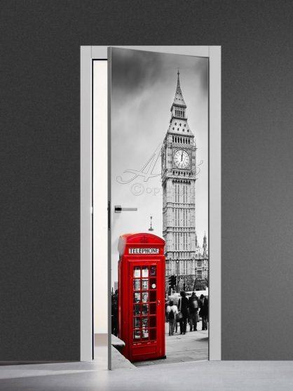 Porte in legno con stampa digitale