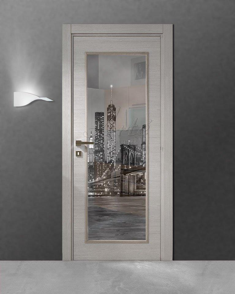 Porte Interne Con Vetro Decorato.Vetro Per Porte Interne Pbl02 St06 Arte Laboratorio Idee